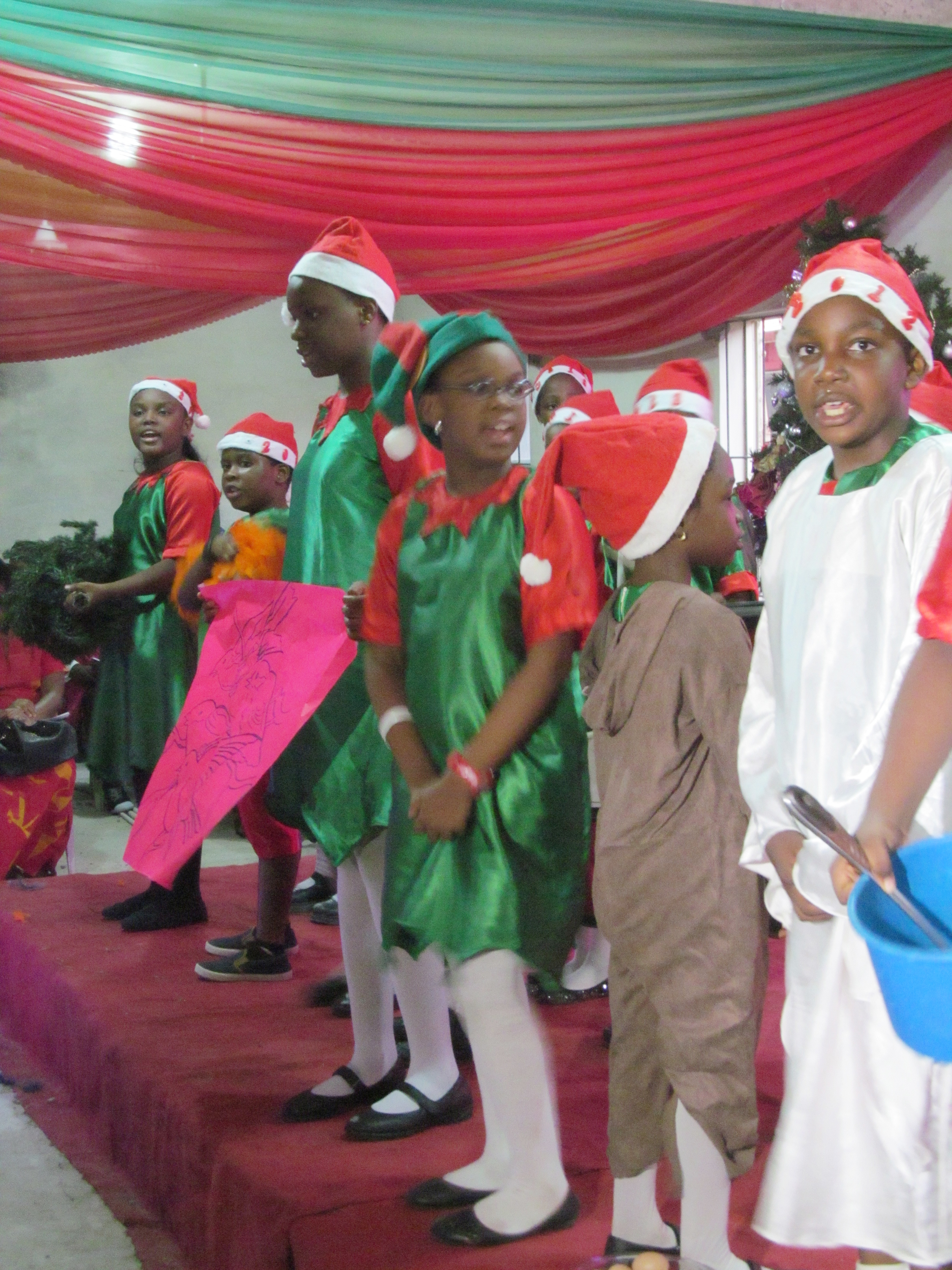 Christmas Carol and Concert,December 2015